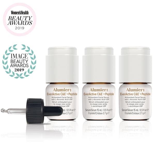 Alumier EverActive C&E™ + Peptide Vitamin C Vitamin E serum all skin types Ireland