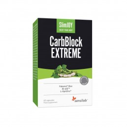 SlimJOY CarbBlock EXTREME Ireland Carbs Fats Weight