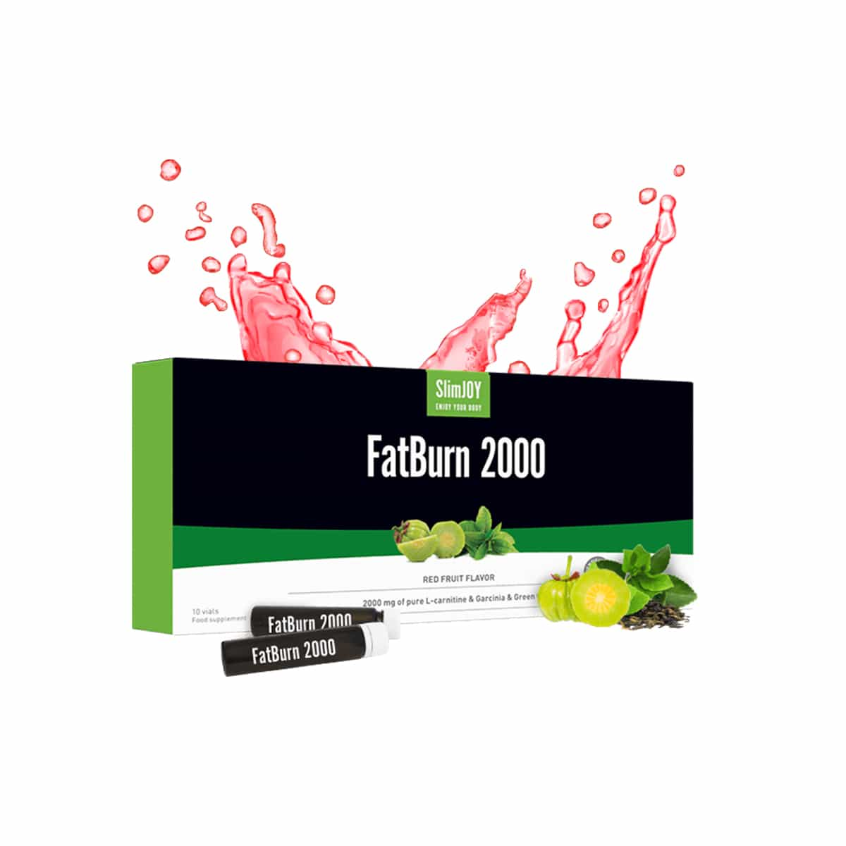 SlimJOY FatBurn 200 Shots Ireland Weight Loss Appetite