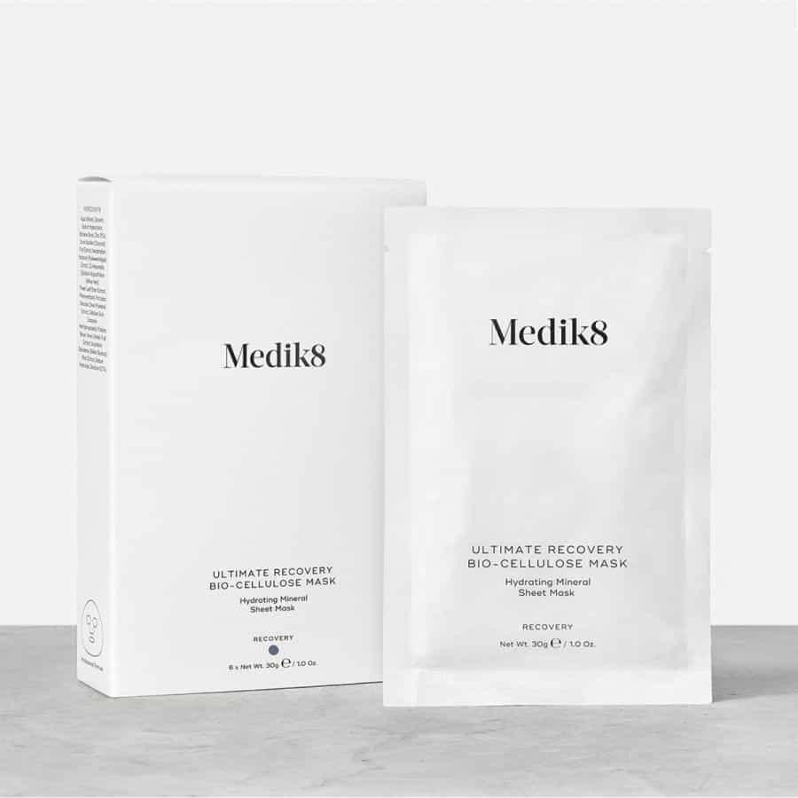 Medik8 Ultimate Recovery Bio-Cellulose Mask